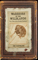 Warriors of the Wild Lands Frontier Partisans book temp cover